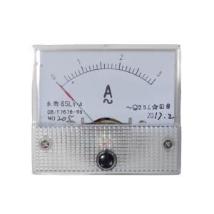 アナログ電流計 AC 3A パネルメーター|kura-parts