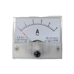 アナログ電流計 AC 5A パネルメーター|kura-parts