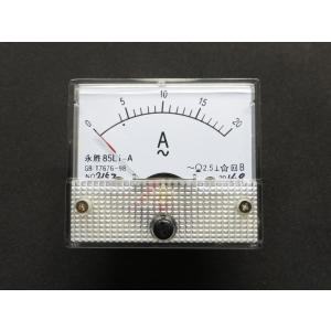 アナログ電流計 AC 20A パネルメーター|kura-parts