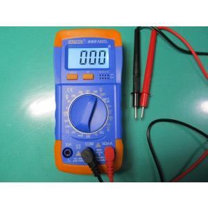 デジタルマルチテスター A830L|kura-parts