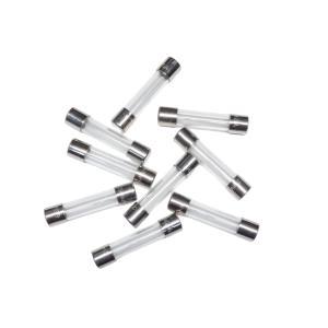 ガラス管ヒューズ 標準 250V 10A (5個入り)|kura-parts
