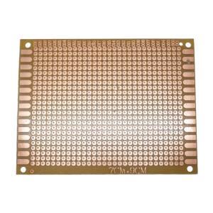 片面ユニバーサル基板(ガラスエポキシ) 90mm×70mm (20枚入り)|kura-parts