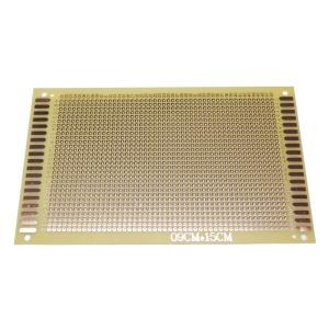 片面ユニバーサル基板(ガラスエポキシ) 150mm×90mm (20枚入り)|kura-parts