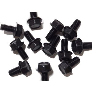 M6 × 12mm ステン黒色 (10個入り)|kura-parts