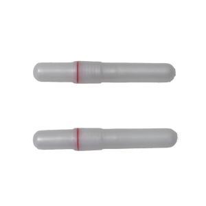 LED 竿先ライト (ケミホタル 穂先 鈴) 2個入り 電池無し CR311/BR311 kura-parts