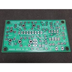 小型ラジオ基板 LA1600-small : 基板ナンバー RK-33 (2枚入り)|kura-parts