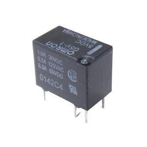 OMRON G5V-1 DC12V 小型高感度1極信号用リレー