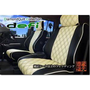 キルティング☆新型ランクル70(バン / ピックアップ) 最高級PVCレザー 専用設計シートカバー|kura1
