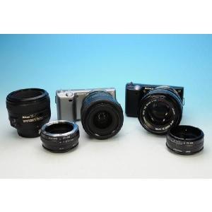 レイクォール マウントアダプター FD-SαE (レンズ)キヤノンFD−(カメラ)ソニーαE