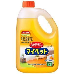 (まとめ) 花王 マイペット 大 2000ml 1本 〔×5...