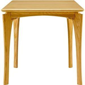 ボスコプラス ネスタ ダイニングテーブル 75cm ナチュラル DT84002Q-PN800|kuraki-26
