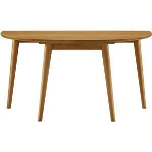 ボスコプラス ルンダ ダイニングテーブル 130cm ライトブラウン DT10104F-PL800|kuraki-26