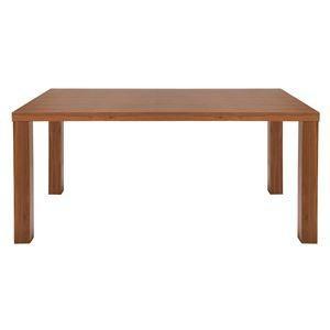 あずま工芸 ダイニングテーブル 幅140cm ウォールナット材〔2梱包〕 TDT-5110|kuraki-26
