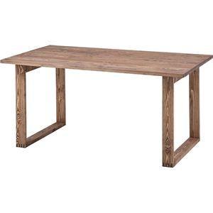 ダイニングテーブル 長方形 木製(パイン/オイル仕上げ) CFS-841|kuraki-26