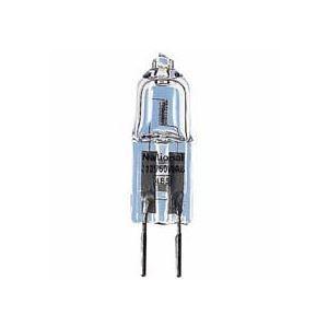 (まとめ)12V用ミニハロゲン電球 J12V50WAS 50W 10個入