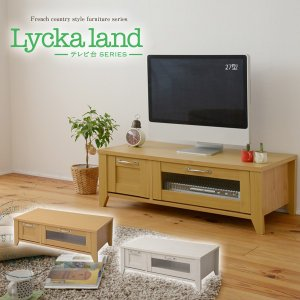 Lycka land テレビ台 90cm幅 [jk0] 送料無料|kuraki-26