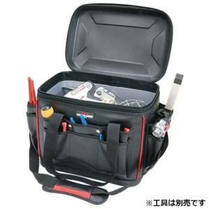 ツールバッグ 作業工具袋 資材 工事建築内装sk11 スーパーツールバッグ stb-hard M 2...