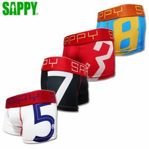 ローライズボクサーパンツ SAPPY サピー ナンバー D-518