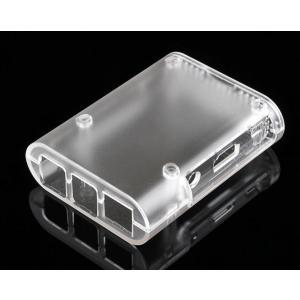 ラズベリーパイ B +  Raspberry Pi2 Pi3 外殻 ケース 透明 白色 黒色