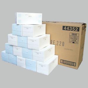 日本製紙 クレシア スコッティ カシミヤ 20箱 箱ティッシュペーパー【ポイント5倍】 kurashi-arl