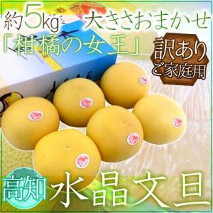 【送料無料】「柑橘の女王」「文旦の中でも特別な文旦」と称される「水晶文旦」!プリプリで濃厚な甘さの中...