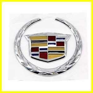 Genuine GM 25759440 Compartment Lid Emblem Rear