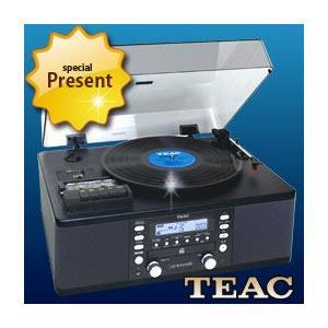 TEAC LP-R550USB-B  ターンテーブル/カセット付きCDレコーダー|kurashi