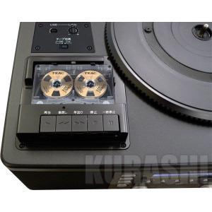 TEAC LP-R550USB-P/PB  ターンテーブル/カセット付きCDレコーダー|kurashi|03