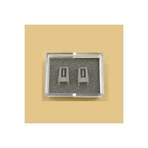 TEAC GF-350、GF-450、LP-R400、LP-R500、LP-R550、LP-R550USBのSP用レコード交換針 2本セット|kurashi