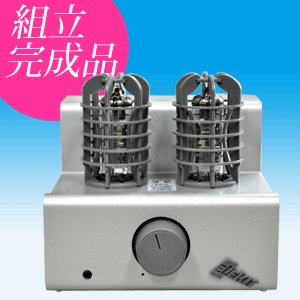 PCL86 シングルステレオパワーアンプ完成品 TU-8100 真空管アンプ イーケイジャパン製|kurashi