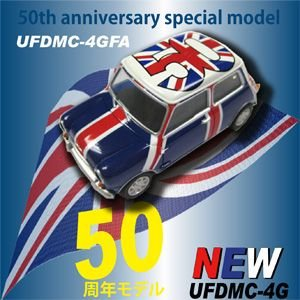 MINI Cooper型 USBフラッシュメモリ 50周年記念モデル 日本400台限定モデル 残り僅か|kurashi