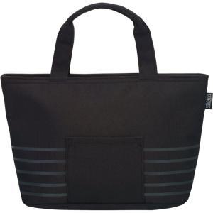 【しっかり保冷ができるランチバッグ。内側には保冷剤がセットできるメッシュポケット付き。】