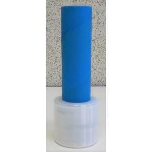 ローヤル化成 ハンディーストレッチフィルム 紙管ハンドル付 幅50mm×長さ100m|kurashiichibankan