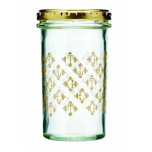東洋佐々木ガラス HW-548 テーラーグラッド 保存びん 230ml 230-ZT ブラウン|kurashiichibankan