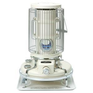 「ブルーフレーム」の美しい青い炎はムラなく気化された灯油が充分な酸素を供給され、良い燃焼状態である証...