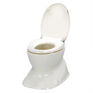 アロン化成 サニタリエースHG据置式 簡易設置洋式トイレ アイボリー