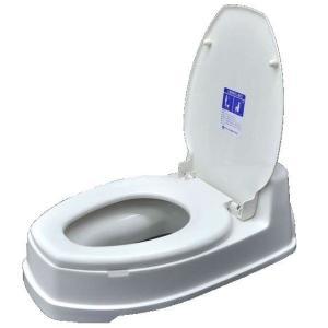 アロン化成 サニタリーSP 両用式 簡易設置洋式トイレ アイボリー|kurashiichibankan