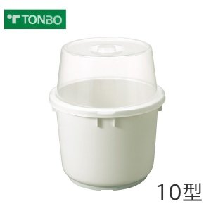 トンボ つけもの器まごころ漬け 10型 ベージュ 10L|kurashiichibankan