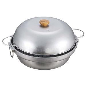 キャプテンスタッグ M-6548 大型燻製鍋|kurashiichibankan