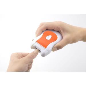 富士パックス 電動爪切り&かかと削り|kurashiichibankan