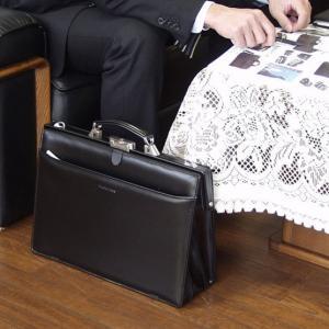 ダレスバッグ 大口開き 日本製 A4 ブリーフケース 2way 鍵付き ビジネスショルダー 通勤バッグ メンズ 男性用 通勤 出張|kurashikan