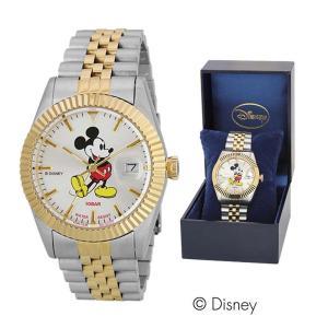 ディズニー ウォッチ 腕時計 ミッキー 10気圧防水 三つ折ベルト 時計ウォッチ 腕時計 カレンダー付 男性用 メンズ オシャレ プレゼント キャラクター グッズ|kurashikan