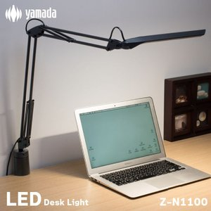 山田照明 デスクライト クランプライト Z-LIGHT Zライト デスクスタンド クランプ式 デスクライト 電気スタンド スタンドライト LEDライト 調色可|kurashikan