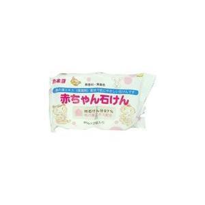 カネヨ赤ちゃん石鹸 85g×2×48(合計96個)|kurashino-mart
