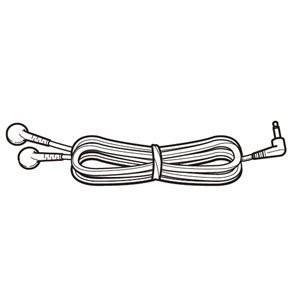 ■製品特徴 オムロン低周波治療器用導子コード Aタイプ 対応機種:HV-F125