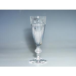 BACCARAT バカラ アルクール シャンパンフルート ワイングラス クリスタルガラス