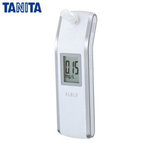 タニタ アルコールセンサープロフェショナル HC-211-WH ホワイト アルコールチェッカー|kurashiya