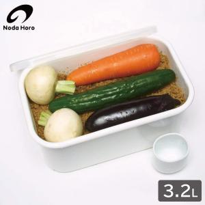★酸・塩分に強い !!  ★ においが移らない !!  漬物容器以外に、お米の保存(2kg)・味噌の...