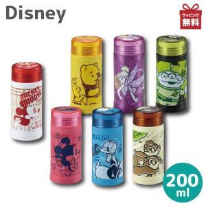 パール金属 ディズニー 軽量スリムパーソナルボトル 200ml|kurashiya
