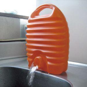 タンゲ 純ポリ立つ湯たんぽ 中 2.6L ゆたんぽ 日本製|kurashiya|02